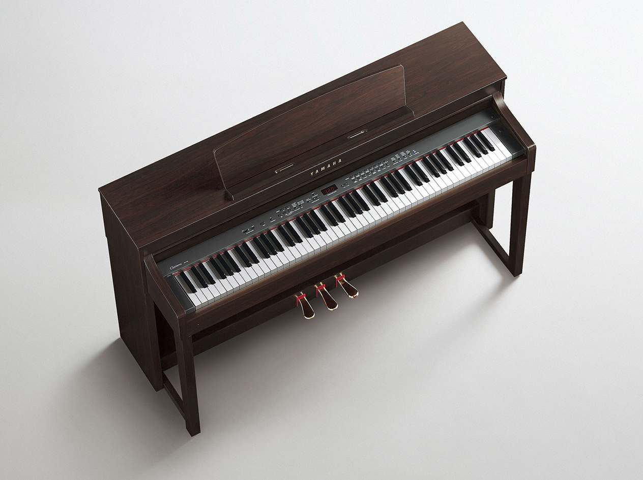 Piano điện Yamaha CLP-470 | pianofingers.vn