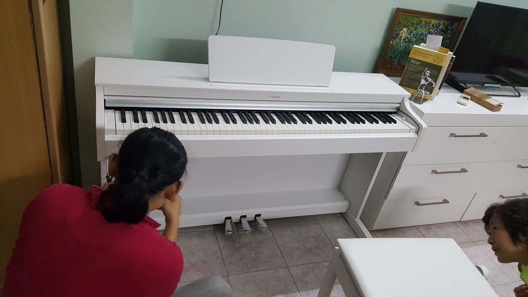 Đàn piano điện piano điện yamaha ydp-164
