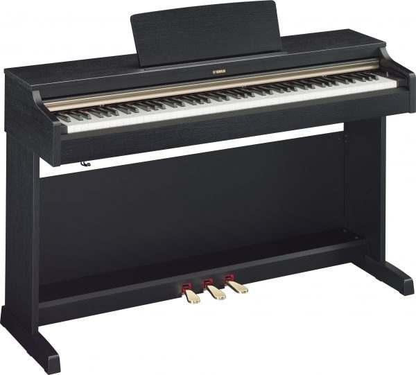 piano dien Yamaha ydp 162 Black