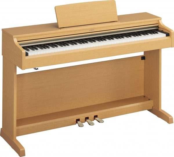 piano dien Yamaha ydp 162 Cherry