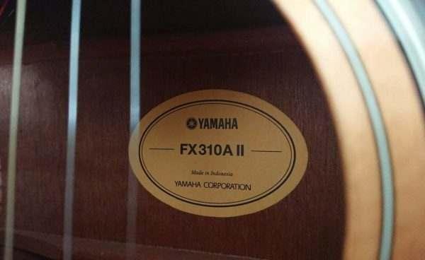 Yamaha FX310All
