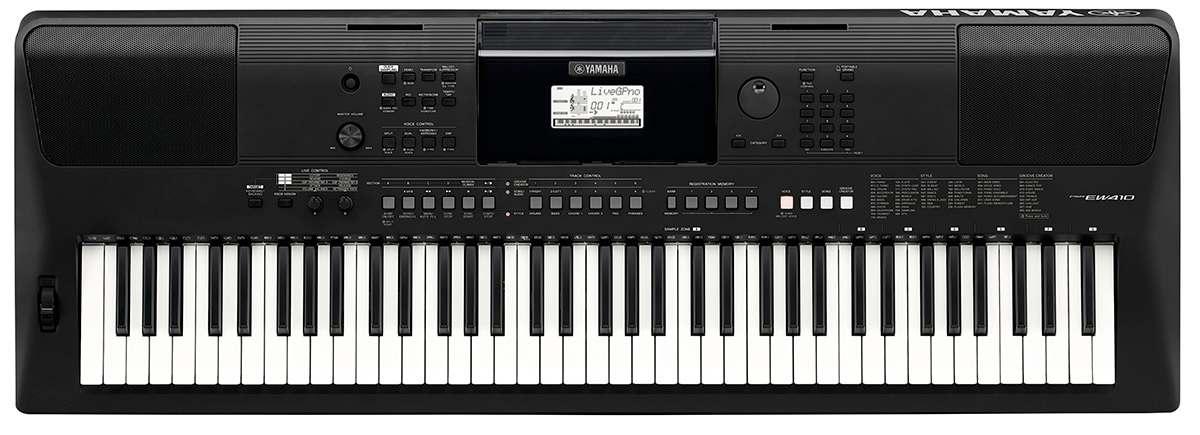 organ Yamaha PSR-EW104