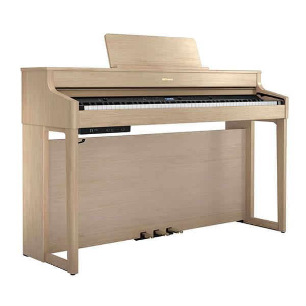 dan piano dien roland hp702 mau light oak h1