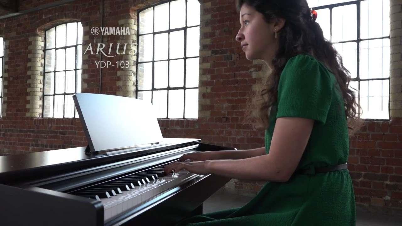 Piano điện yamaha YDP-103