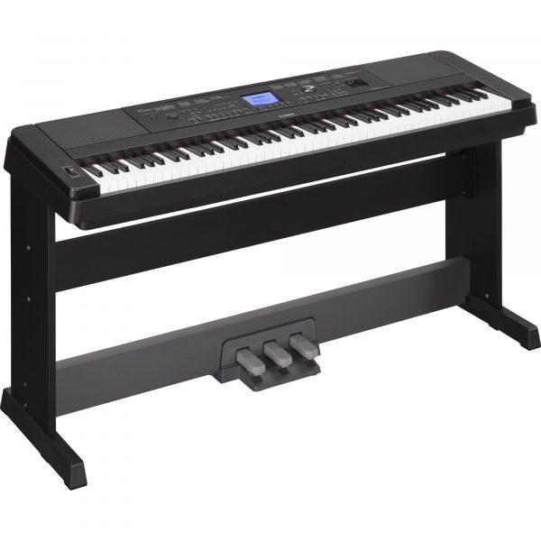 piano dien yamaha dgx 660 2