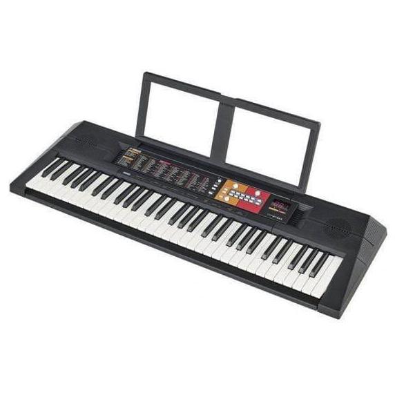 yamaha digital keyboard yamaha psr f51 61 key portable keyboard