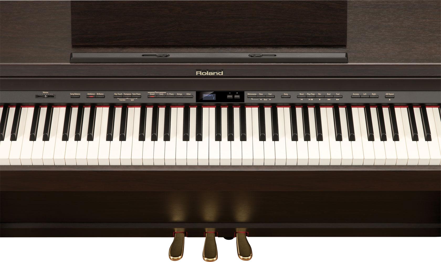 Đàn piano điện Roland HP503