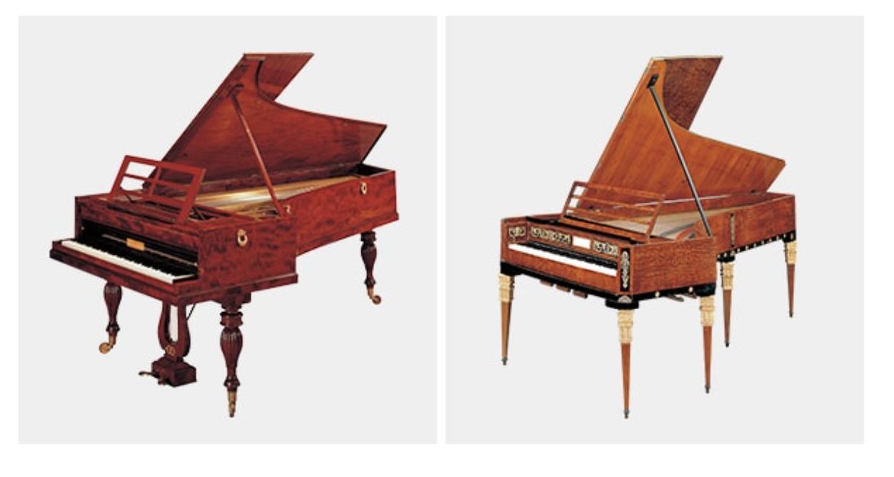 Mô phỏng tiếng fortepiano-