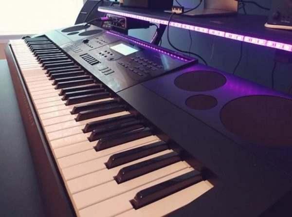 Organ Casio WK 6600