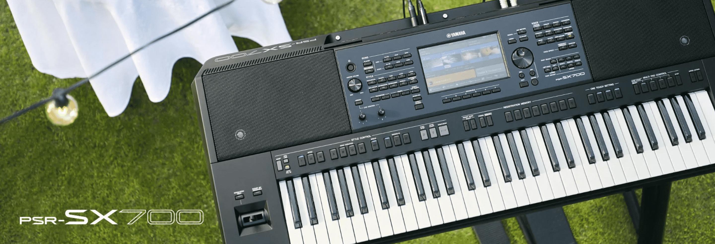 Organ Yamaha PSR SX-700