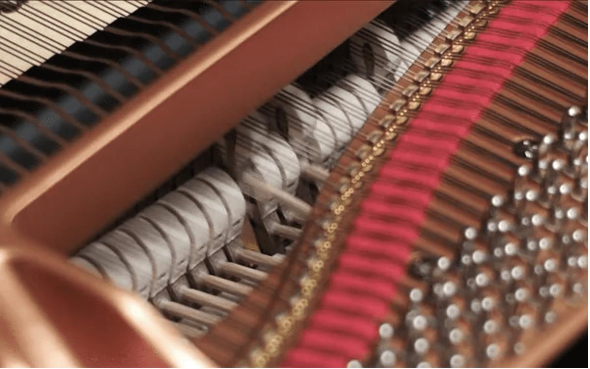 Cơ chế bàn phím Yamaha CLP-735