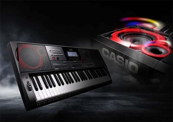 organ casio ct-x5000