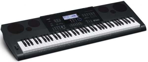 organ casio wk-6600