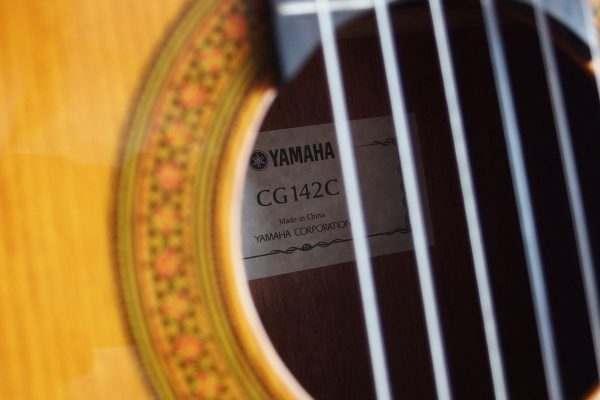Yamaha CG142C