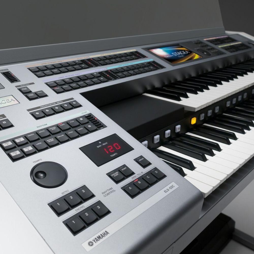 Electon Yamaha ELS-02C | pianofingers.vn
