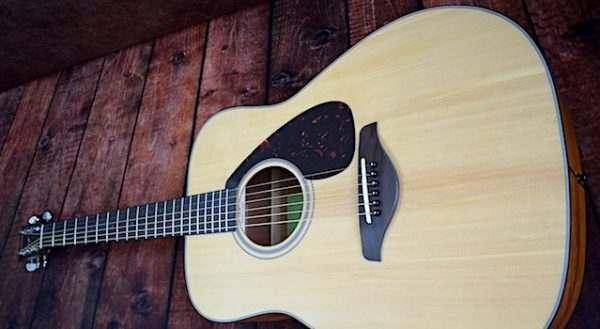 Guitar Yamaha FG800M