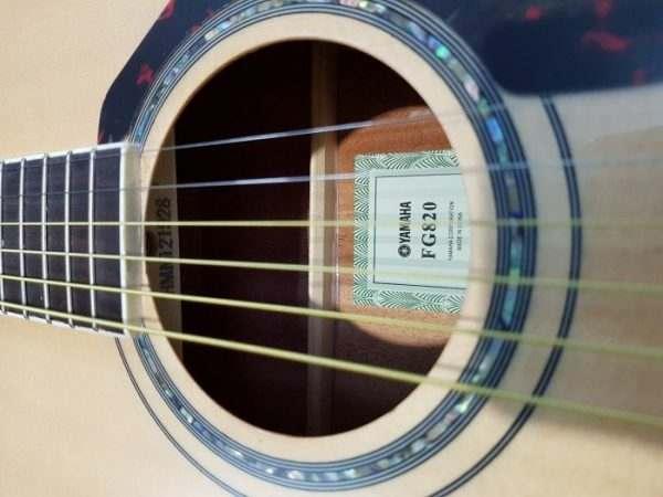 Yamaha FG820