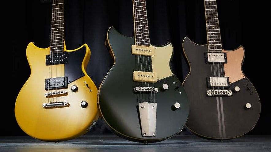 Guitar Yamaha Revstar