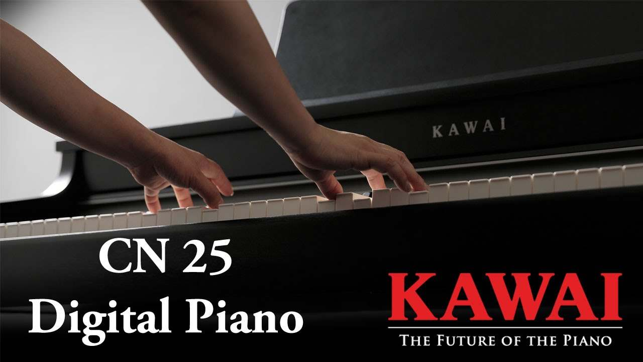 Đàn Piano Điện Kawai CN25