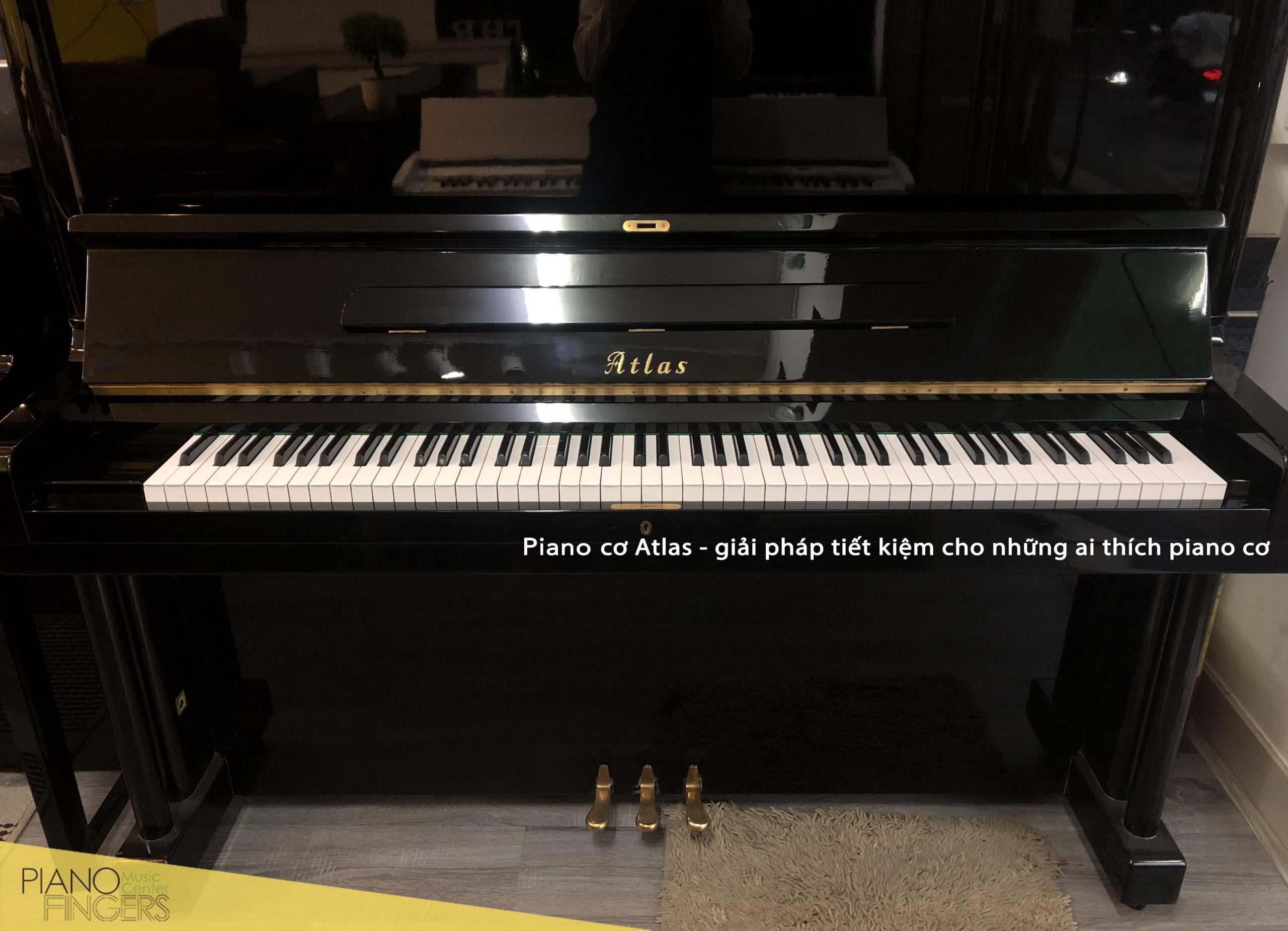 Chọn mua đàn piano cơ hay đàn piano điện cho người mới học