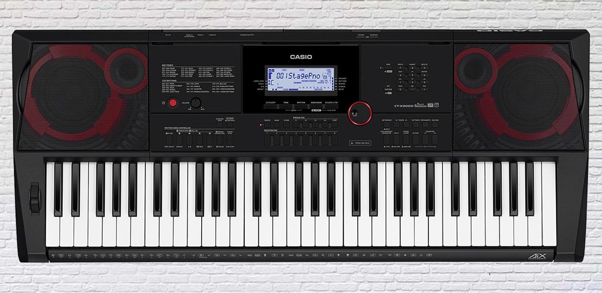 Review đàn organ Casio CT-X3000. Có nên mua không-1