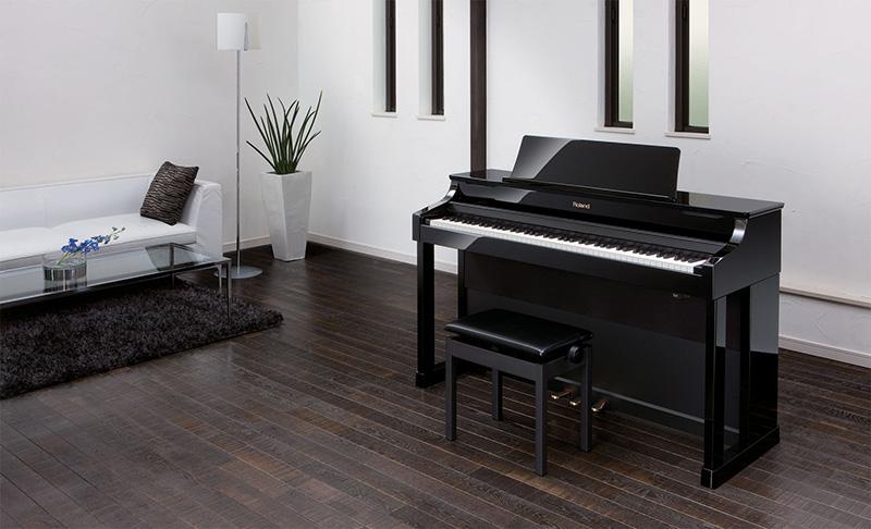 Đàn Piano Điên Roland HP-307
