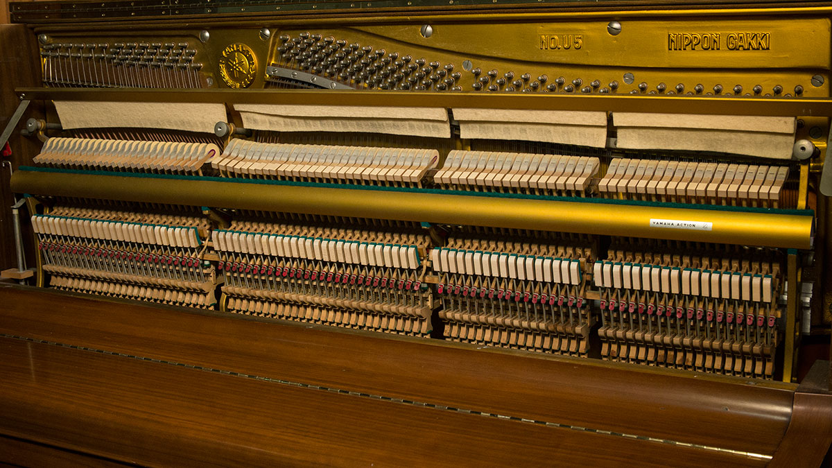 Piano Yamaha U5