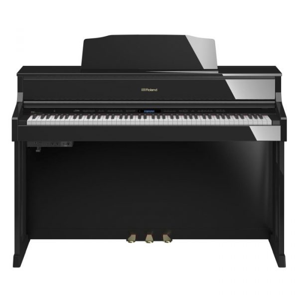 overview front piano