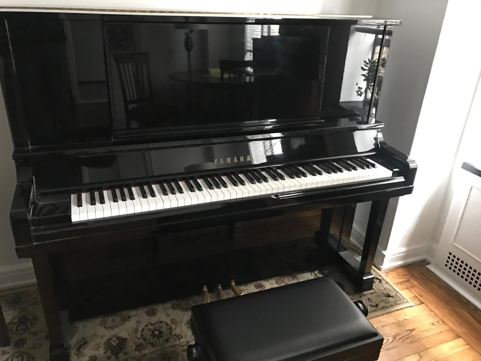 Yamaha u3x piano cơ