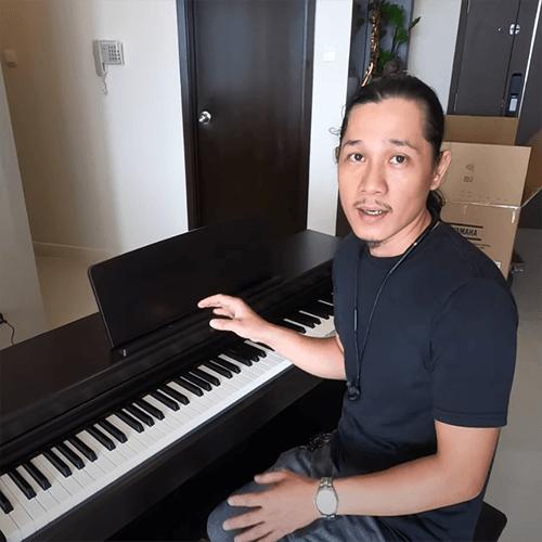 pianofingers ydp 164