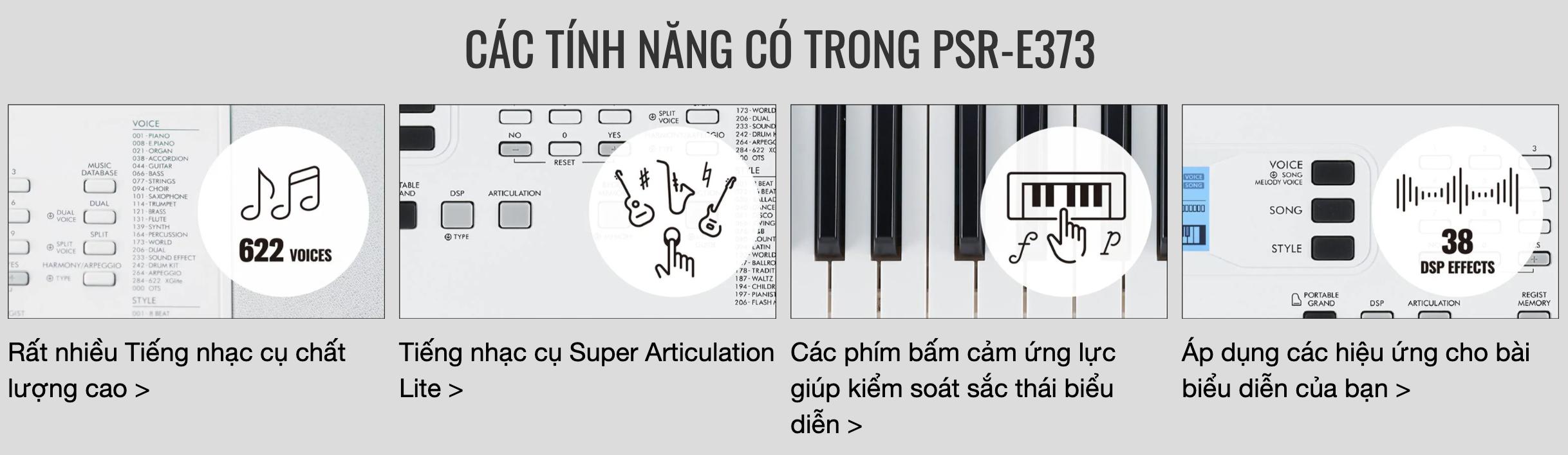 Đàn organ Yamaha EZ-300