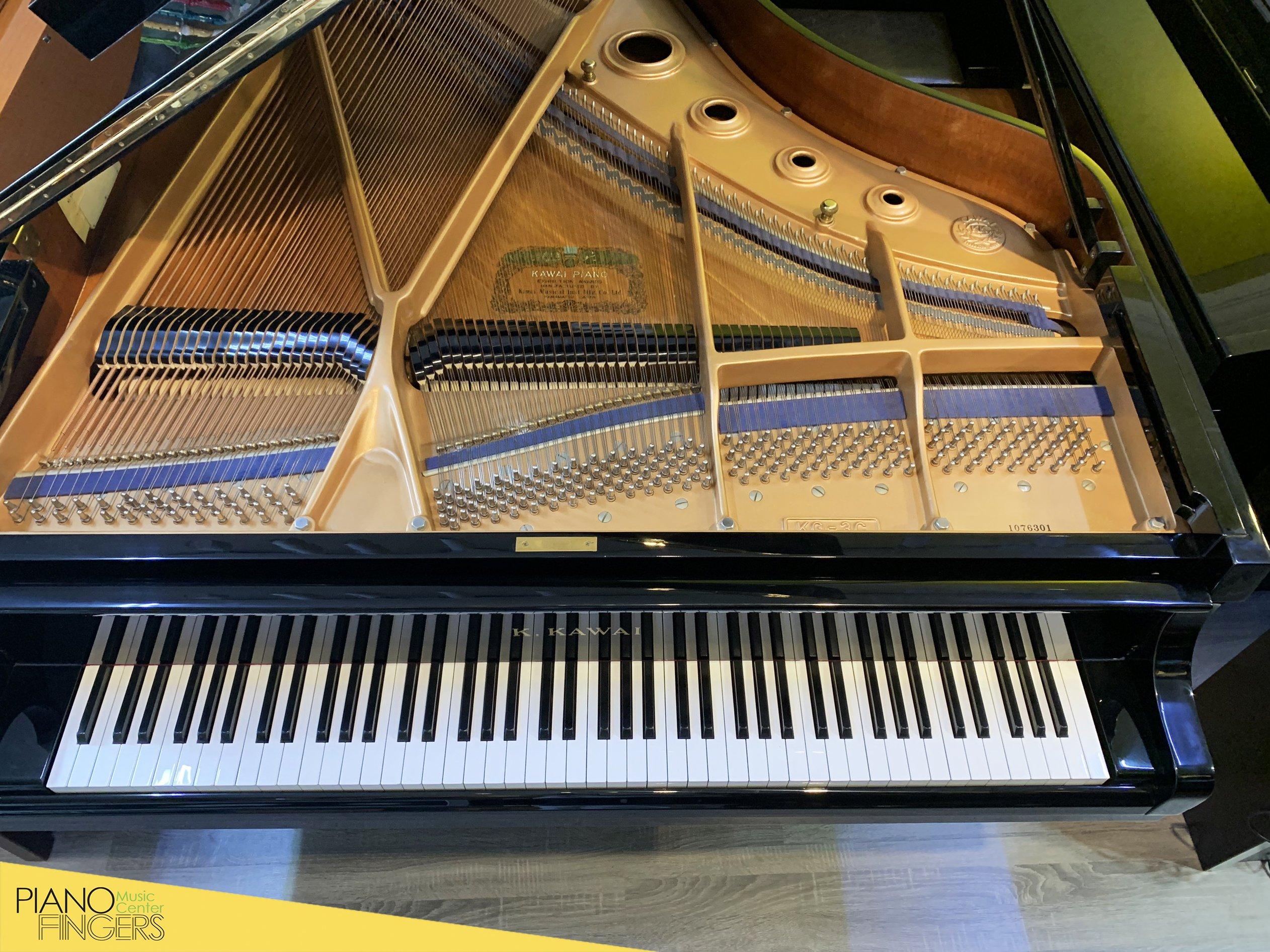 Đàn Grand Piano Kawai KG-3C