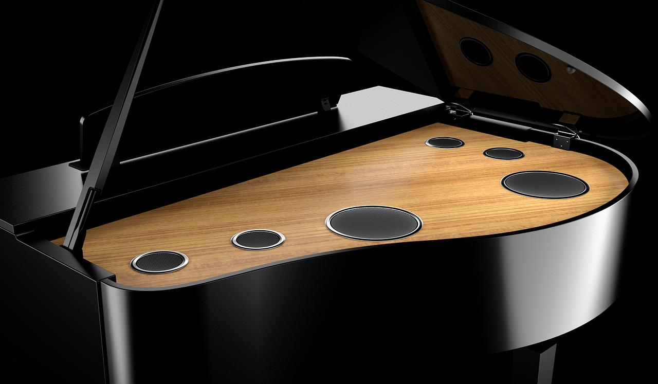 Piano điện Yamaha CLP-795 GP PE 1