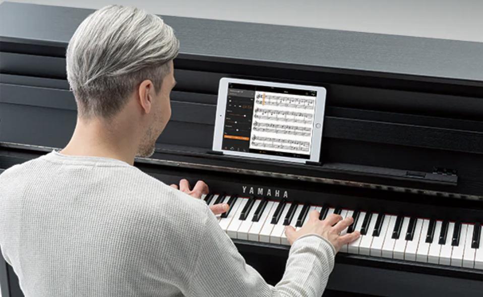 Piano điện Yamaha CLP-795 GP PW 10
