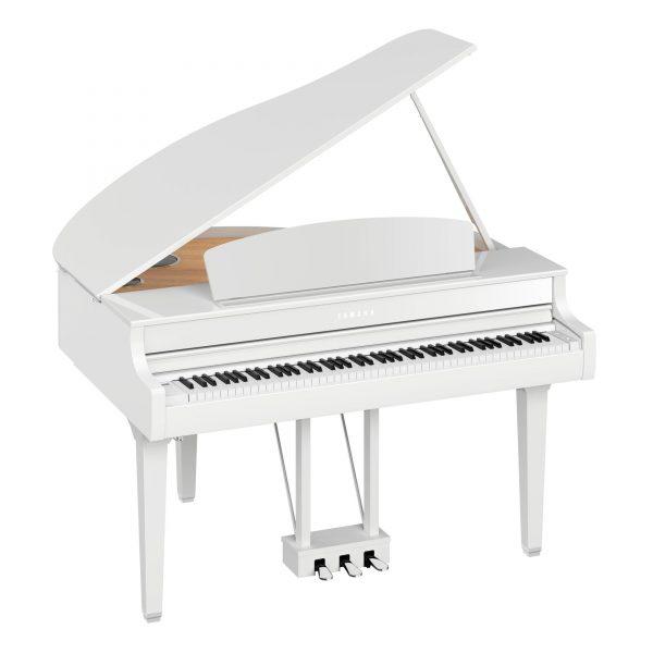 Piano điện Yamaha CLP 795 GP PW