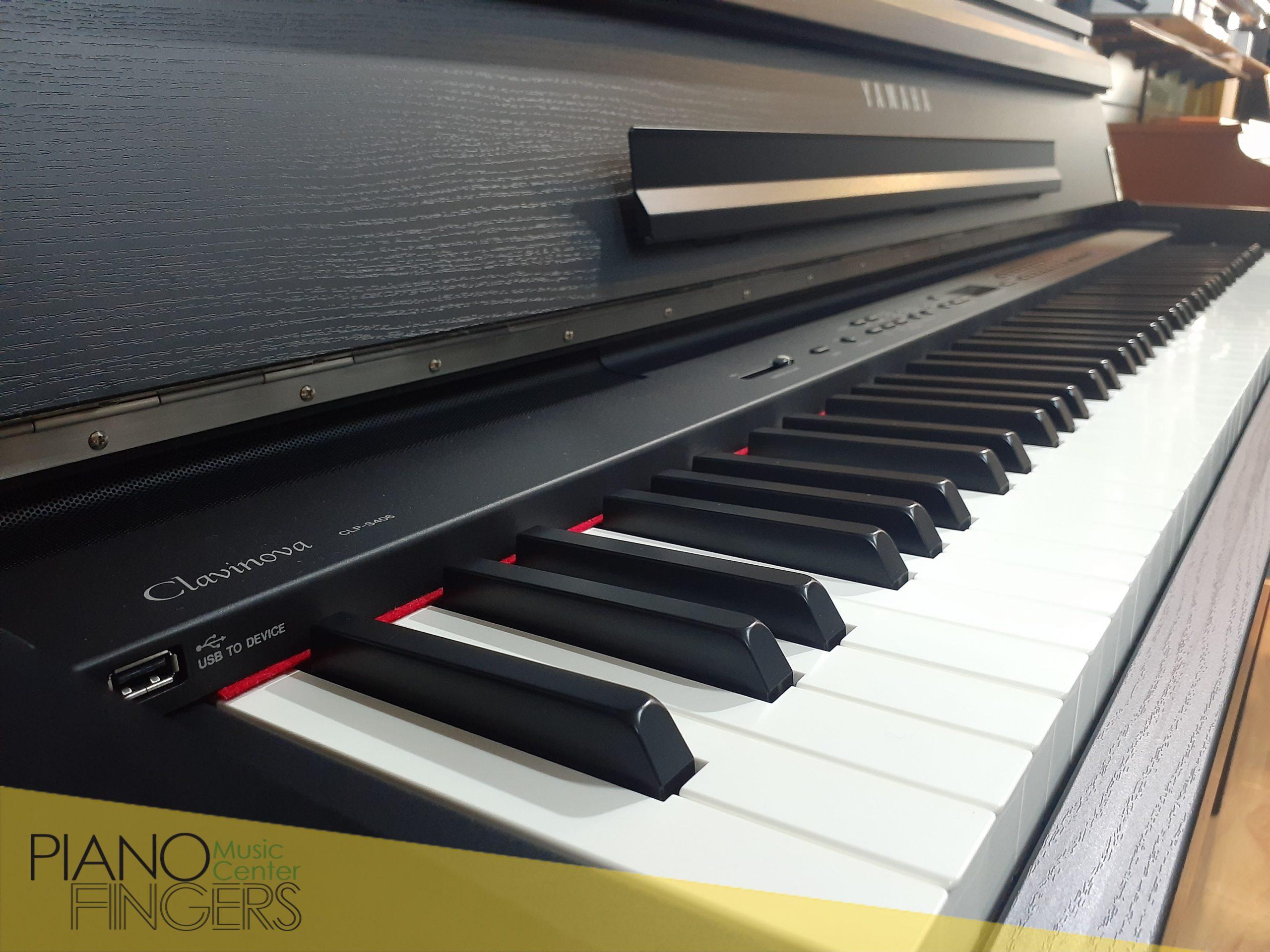 piano điện yamaha clp-s406