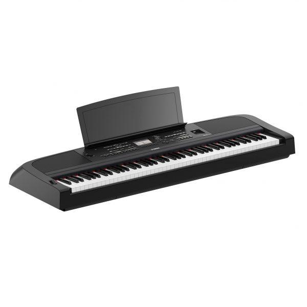 dan piano dien yamaha dgx 670 2