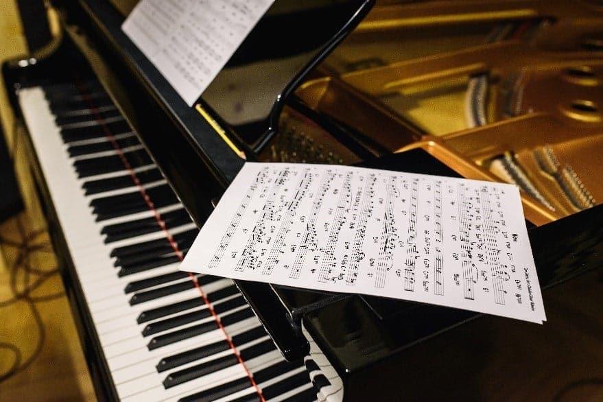 Nhạc Lý Piano Căn Bản – Chương 1