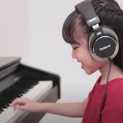 roland piano cho be
