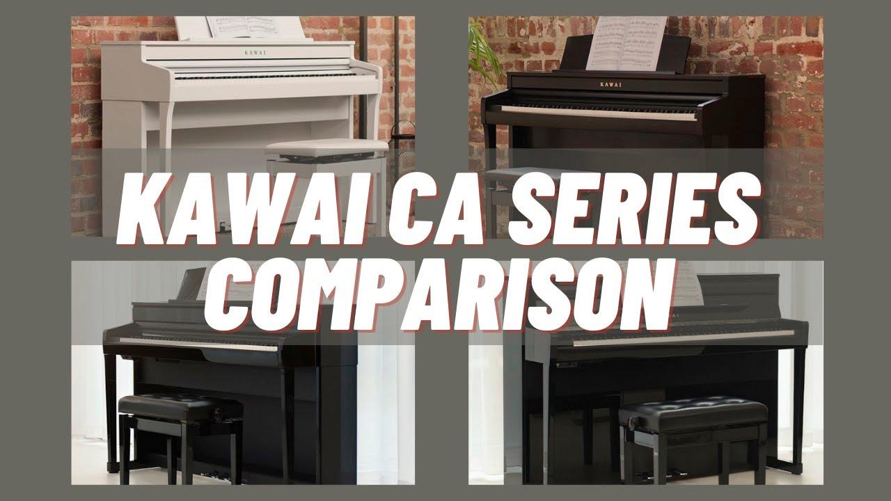 Hướng dẫn sử dụng Kawai CA-95