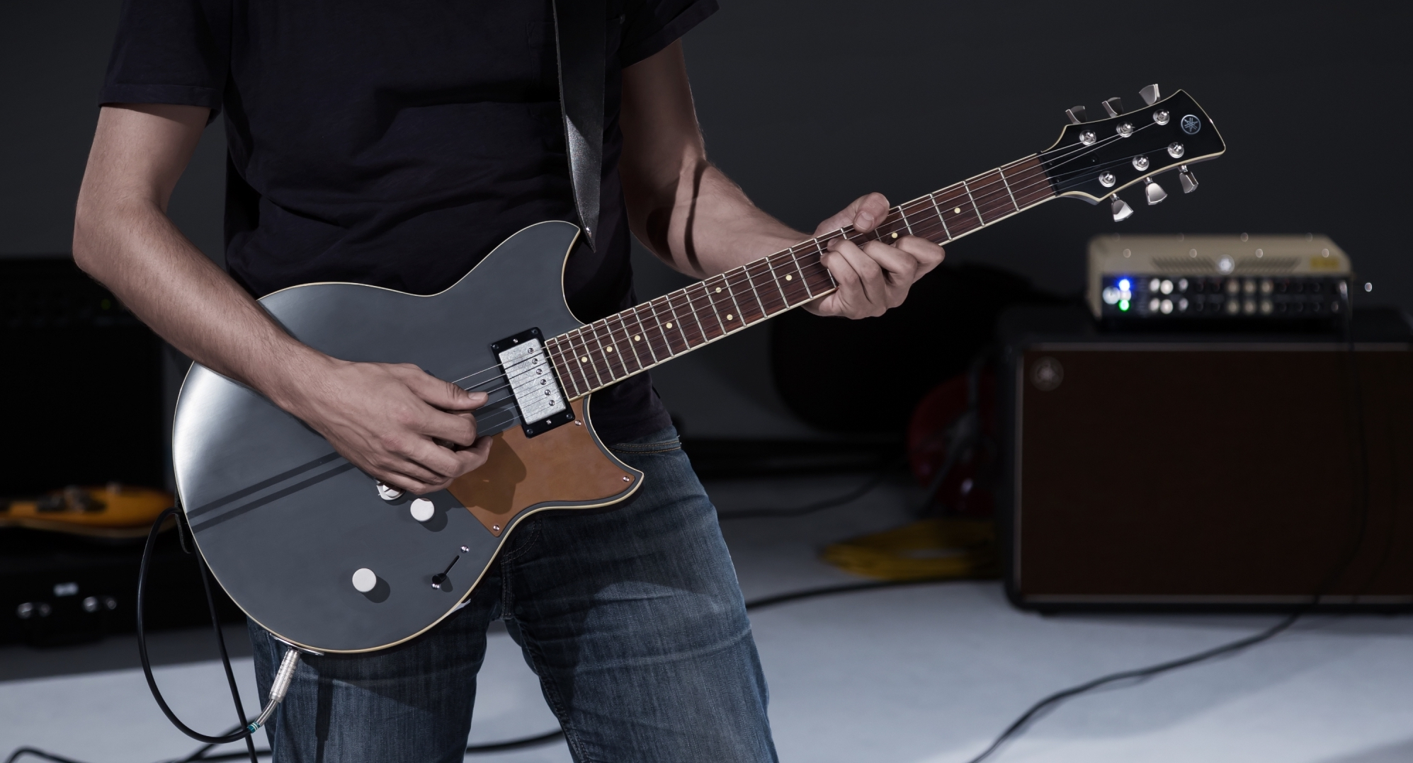 Guitar điện Yamaha Revstar RSP20CR