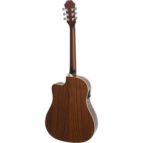 guitar epiphone aj 210ce 2