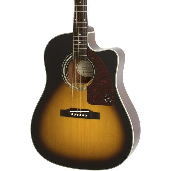 guitar epiphone aj 210ce 3 1